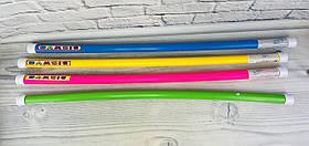 Гимнастическая палка №4 80 см d-2,7 см 0354++ Бамсик Украина