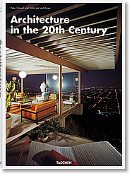 Книга Architecture in the 20th Century. Автор - Peter Gössel (Taschen) (English)