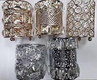 Подставка для кистей стакан ( в камнях),