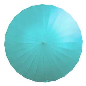 Зонт Lesko T-1001 Светло-голубой (4472-13240)