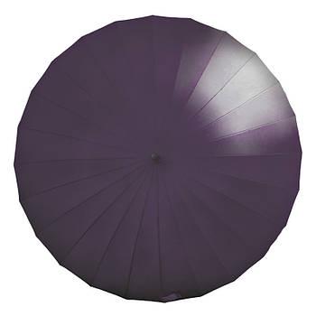 Механический зонт Lesko T-1001 Фиолетовый (4472-13234)
