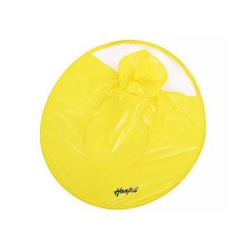 Дождевик для собак Hoopet HY-1555 XL Yellow (5295-17604)