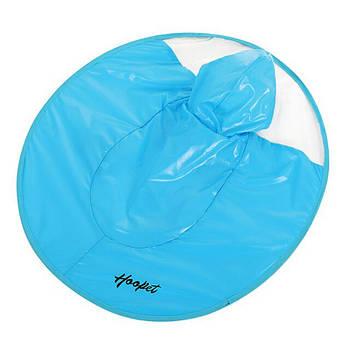 Дощовик для собак Hoopet HY-1555 S Blue (5295-17598)