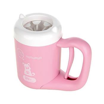 Лапомойка Hoopet W037 S Pink (5299-17902)