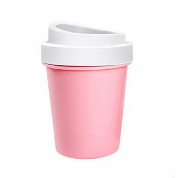 Лапомойка для домашніх тварин Pet 001 L Pink (5375-17905)
