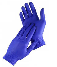 Перчатки нитриловые Голубые XL 100шт.