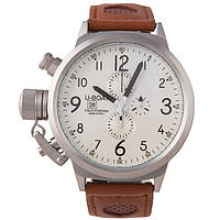 Часы мужские U-boat Italo Fontana White Brown, фото 1