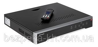 16-канальный 4K IP видеорегистратор Hikvision DS-7716NI-I4/16P(B)