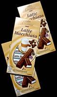 Порционный шоколад  Chateau LATTE MACCIATO 200г
