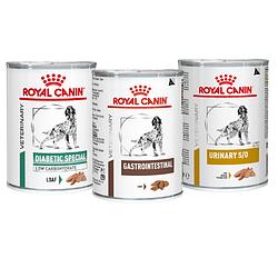 Вологий ветеринарний корм Royal Canin Роял Канін для собак