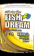 Підкормка Fish Dream Карась-Короп-Лин 2 кг.