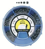 Набір вантажив Energofish Gold Strar Match 150g.