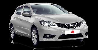Nissan Tiida 2015+