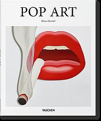 Книга Pop Art. Автор - Klaus Honnef (Taschen) (English)