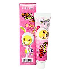 Дитяча зубна паста з полуницею Median Cocomong Kids Toothpaste Strawberry
