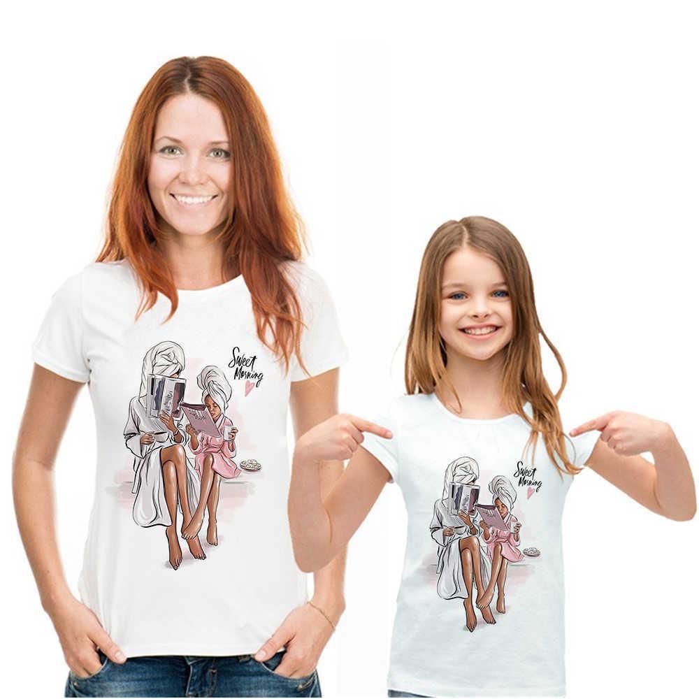 Футболки фемили лук мама и дочка
