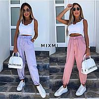Женские стильные стрейчевые джинсы Батал, фото 1