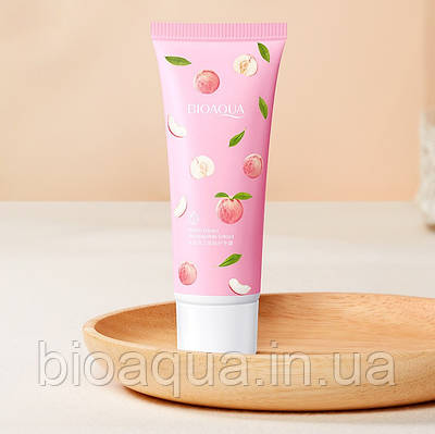 Крем для рук Bioaqua Peach Extract Lactococcus с экстрактом персика 30 g