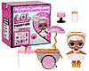 Ігровий набір-сюрприз LOL Surprise Furniture Леді-Цукор з візком солодощів.