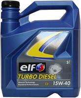Моторное масло Total ELF Evolution 500 Turbo Diesel 15W-40 5л