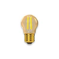 Филаментная светодиодная лампа Luxel 075-HG 5W E27 2500K (075-HG) Gold