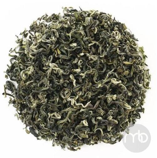 Белый элитный чай Би Ло Чунь белый китайский чай рассыпной 50 г
