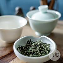 Белый элитный чай Би Ло Чунь белый китайский чай рассыпной 50 г, фото 5