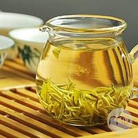 Белый элитный чай Би Ло Чунь белый китайский чай рассыпной 50 г, фото 7