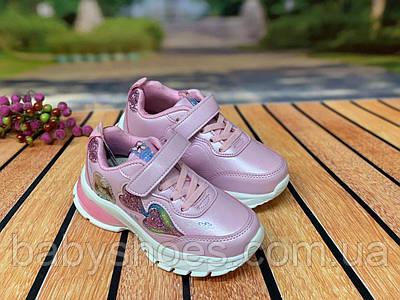 Кроссовки для девочки  СВТ.Т  р.28-32  КД-602 30