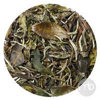 Білий елітний чай Білий Піон (Бай Му Дань) розсипний китайський чай 50 г, фото 2