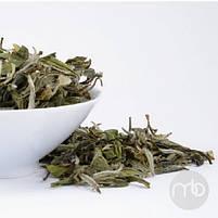Білий елітний чай Білий Піон (Бай Му Дань) розсипний китайський чай 50 г, фото 4