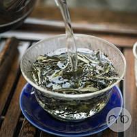 Білий елітний чай Білий Піон (Бай Му Дань) розсипний китайський чай 50 г, фото 6