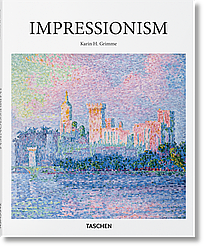 Книга Impressionism. Автор - Karin H. Grimme (Taschen) (English)