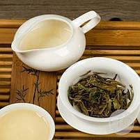 Білий елітний чай Білий Піон (Бай Му Дань) розсипний китайський чай 50 г, фото 8