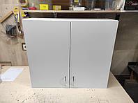 Шкафчик верхний для кухни белый 80 см