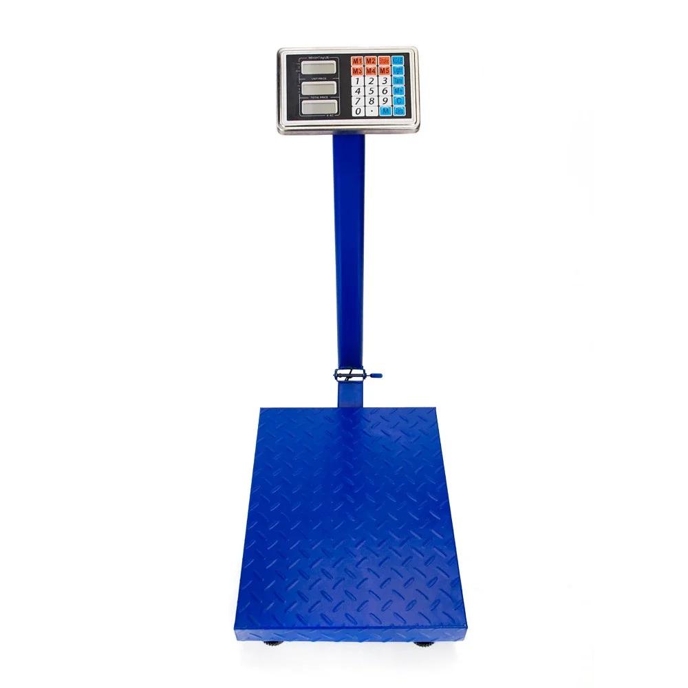 Торгові ваги до 150 кг, платформа 30х40 см