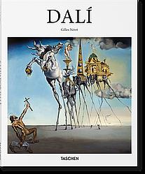 Книга Dalí. Автор - Gilles Néret (Taschen) (English)