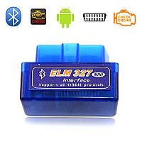 Автомобильный сканер ELM327 OBD2 V2.1 Bluetooth Авто сканер диагностика авто