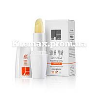 Солнцезащитная увлажняющая помада SPF50+ / Solar Zone protective nourishing Lipstick SPF50+ / Dr.Kadir
