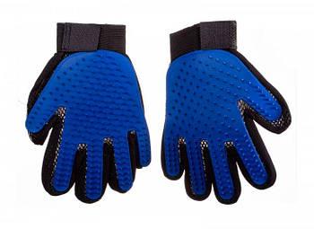 Перчатки для вычесывания шерсти домашних животных LIDL 2 шт