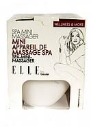 Массажер мини-спа для тела ELLE Wellness & More, фото 4