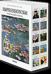 Книга Basic Art Series. TEN in ONE. Impressionism (Taschen) (English)