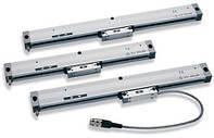 Датчик линейных перемещений инкрементный Givi Misure SCR W10 универсальная оптическая линейка