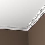 Карниз 6,50,115 для потолка с композиту, фото 2