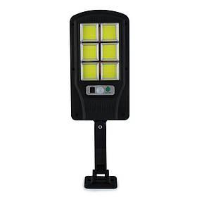 Вуличний ліхтар на стовп solar street light BL BK120-6COB