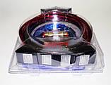 Набор проводов для подключения усилителя / сабвуфера 1200W (полный комплект проводов для установки усилителя), фото 3