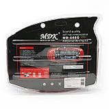 Набір проводів для підсилювача / сабвуфера MDK 8GA (повний комплект проводів для установки підсилювача), фото 3