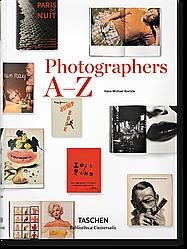 Книга Photographers A-Z. Автор - Hans-Michael Koetzle (Taschen) (English)