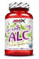 Комплекс ацетил-L-карнитина, таурина и витамина В6 AMIX ALC with Taurine (120 капс)