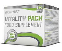 Витаминно-минеральный комплекс BioTech Vitality Pack (30 пак)